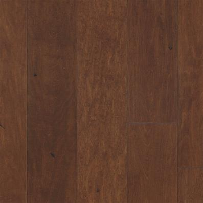 Cleveland - Maple - Amber Distressed Rustic River