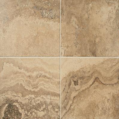 Cortona Tile - Light/Semi Polished - Mediterranean Sand Bel Terra