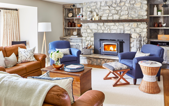 Steps For A Great Family Room