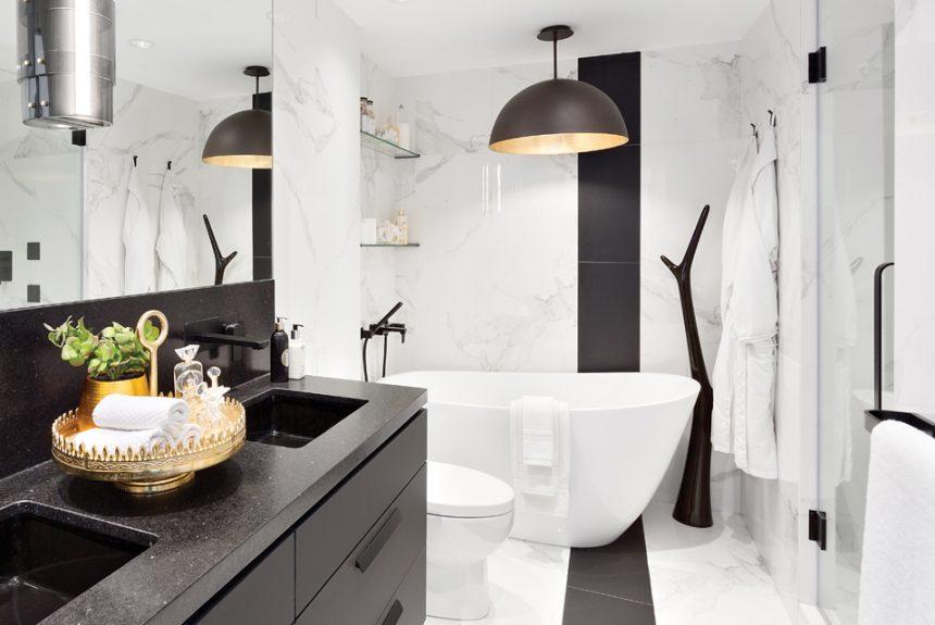 Get Inspired: Stylish Bathroom Sanctuaries