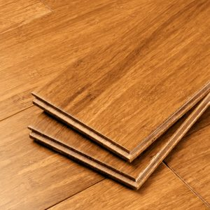 Mocha Wide T&G Bamboo