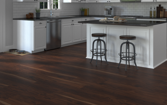 Top Flooring Trend: Patterns in Vinyl Composition Tile