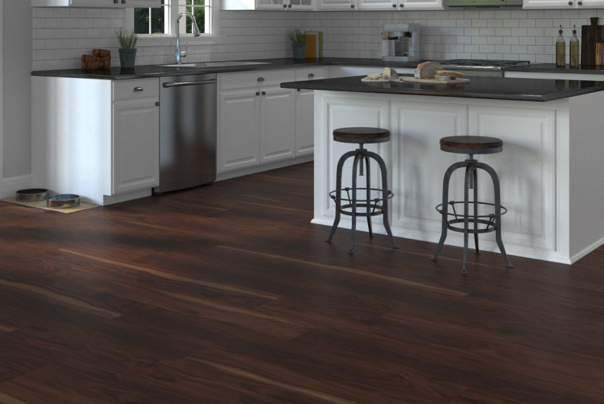 Five Most Common Types of Flooring