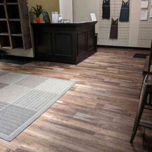 Vinyl Composite Tile Versus Other Types of Flooring Material