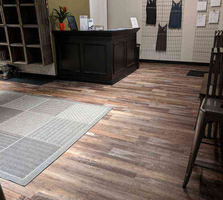 How To Choose Commercial Laminate, Is Laminate Flooring Good For Commercial Use