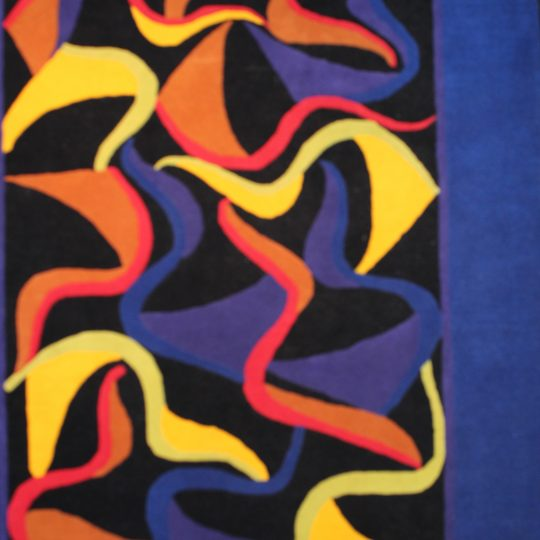 COURISTAN SOHO STILETTO ARTIC BLUE